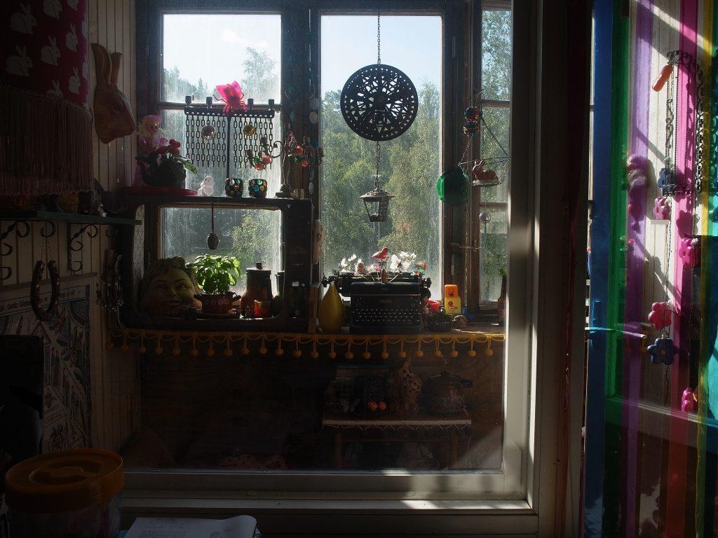 Victorias balkong