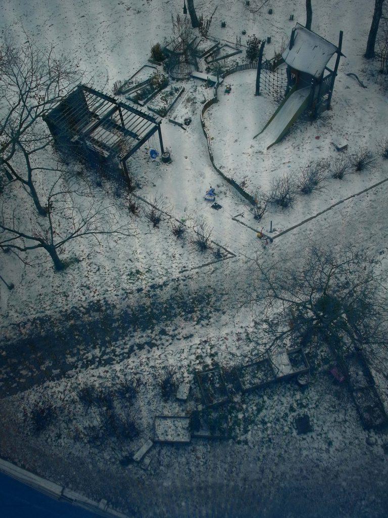 Kyla och snö